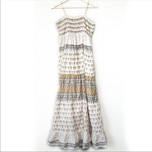 Cache maxi dress
